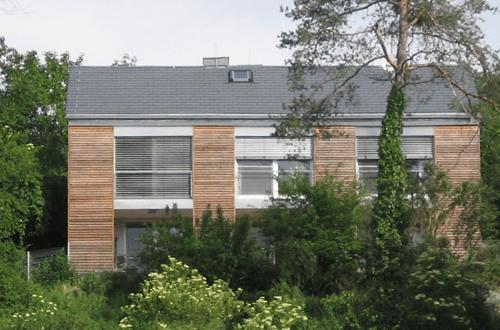 Umbau Pfarrhaus Kipfenberg 2008