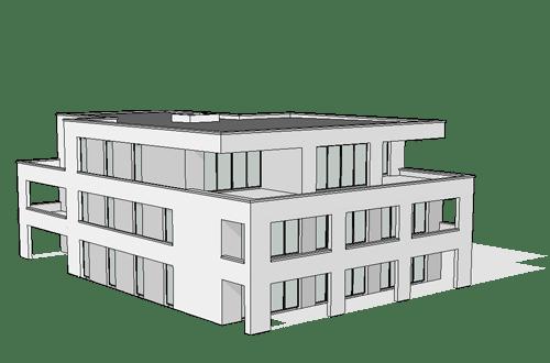 Effizienzhaus 55 Pfingstäcker Ring 2016